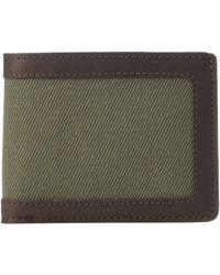 Filson Outfitter Wallet - Green