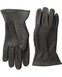 Red Wing Unlined Gloves - Black