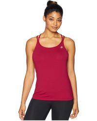 Lorna Jane - Flow Excel Tank (black) Women's Workout - Lyst