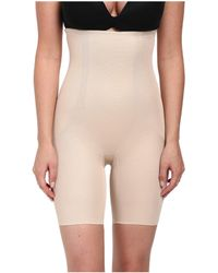 Miraclesuit - Back Magic High Waist Thigh Slimmer (nude) Women's Underwear - Lyst