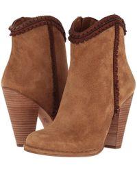 Frye - Madeline Trim Shorts - Lyst