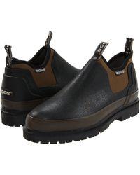 Bogs - Tillamook Bay (black/brown) Men's Slip On Shoes - Lyst