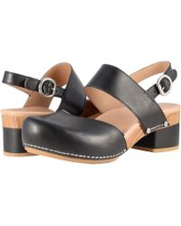 Dansko - Malin (tomato Full Grain) Women's Shoes - Lyst