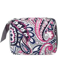 Vera Bradley Travel Pill Case - Gray