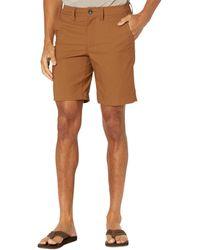 Prana Alameda Shorts - Brown