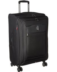 Delsey - Hyperglide 25 Expandable Spinner Upright (black) Luggage - Lyst