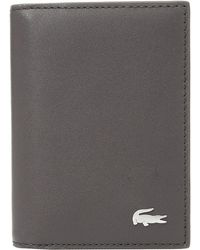 Lacoste - Vertical Business Card Holder - Lyst