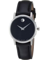 Movado - Core Museum Classic - 0607274 (stainless Steel) Watches - Lyst