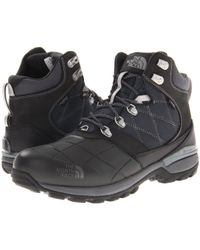 The North Face - Snowsquall Mid (tnf Black/griffin Grey (past Season)) Men's Cold Weather Boots - Lyst