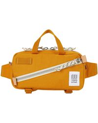 Topo Mini Quick Pack - Yellow