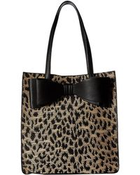 Betsey Johnson - The Mighty Jungle North/south Tote - Lyst