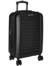 Kenneth Cole Reaction - Midtown - 20 Expandable 8-wheel Upright Carry On (indigo Blue) Luggage - Lyst