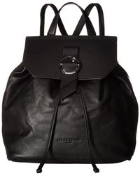 Liebeskind - Backpack M - Worldt (black) Backpack Bags - Lyst