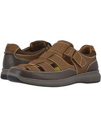 Florsheim Great Lakes Fisherman Sandal Shoes - Brown