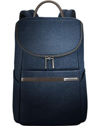Briggs & Riley - Kinzie Street - Small Wide Mouth Backpack (navy) Backpack Bags - Lyst