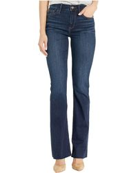 Sam Edelman Stiletto Boot Jeans In Jacob - Blue