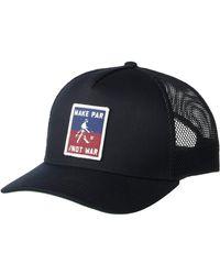 Linksoul The Movement Patch Hat - Black