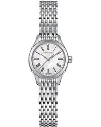 Hamilton - Valiant - H39251194 (silver) Watches - Lyst