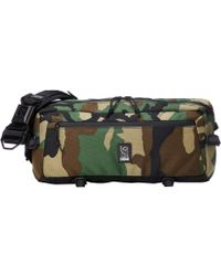 Chrome Industries Kadet Nylon (indigo) Handbags - Black