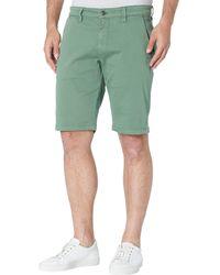 Mavi Jacob Shorts Twill - Green
