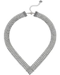 Swarovski - Fit Refresh Y Necklace - Lyst