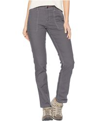 Toad&Co - Earthworks Pants (rustic Olive) Women's Clothing - Lyst
