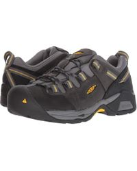 Keen Utility - Detroit Xt Soft Toe Esd (magnet/steel Grey) Men's Work Boots - Lyst