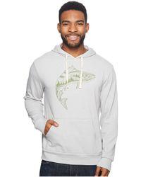 United By Blue - Upstream Hoodie (grey) Men's Sweatshirt - Lyst