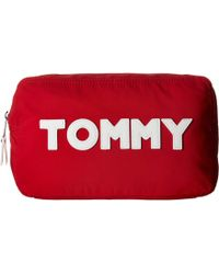 Tommy Hilfiger - Tommy Nylon Large Pouch - Lyst