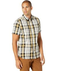 The North Face Short Sleeve Hammetts Shirt Ii Clothing - Multicolor