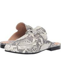 903909533b5 Kandi Slip-on Mule (natural Snake) Shoes