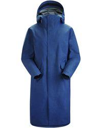 Arc'teryx Sandra Coat - Blue