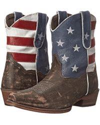 Roper - American Flag Shorty - Lyst