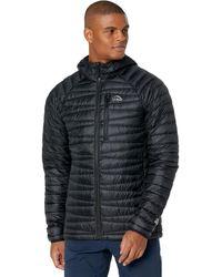 L.L. Bean Big Tall Ultralight 850 Down Sweater Hooded Jacket - Tall - Black