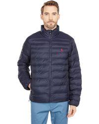 Polo Ralph Lauren - Packable Down Jacket - Lyst