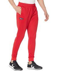 Ellesse Bertoni Track Pants - Red