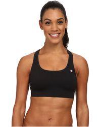 Champion - Absolute Bra (black) Women's Bra - Lyst