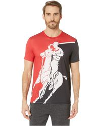 Polo Ralph Lauren - Active Fit Jersey Graphic Tee - Lyst
