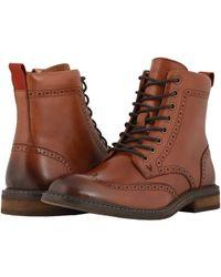 Vionic - Wesley (black) Men's Lace-up Boots - Lyst