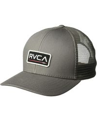b7b228fa886 Lyst - LRG Future 47 Snapback Hat in Black for Men
