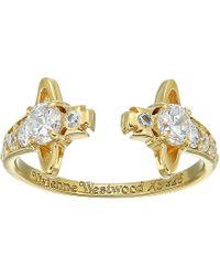 Vivienne Westwood - Reina Ring - Lyst
