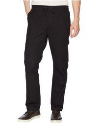 Huf Surplus Easy Pants (black) Men's Casual Pants