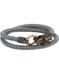 John Hardy - Legends Naga Wrap Bracelet In Bronze - Lyst
