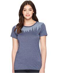Tentree - Juniper T-shirt (icy Morn) Women's Clothing - Lyst