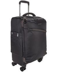 Hedgren 20 Constellation S Sustainable Softside Carry-on Handbags - Black
