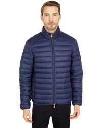 Save The Duck Giga Puffer Jacket - Blue