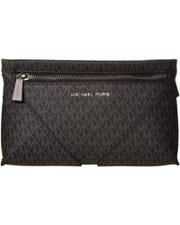 MICHAEL Michael Kors Logo Belt Bag - Black