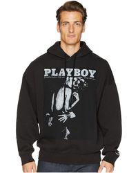 The Kooples - Playboy Hoodie Sweatshirt - Lyst
