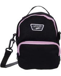 Vans Warped Mini Bag Backpack Bags - Black