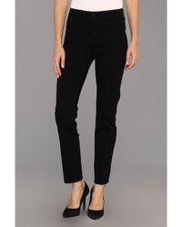 NYDJ - Alina Legging In Black (black) Women's Clothing - Lyst